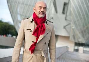 Ông hoàng giày đỏ Christian Louboutin