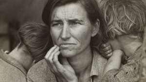 "Về bức ảnh ""Migrant Mother"""