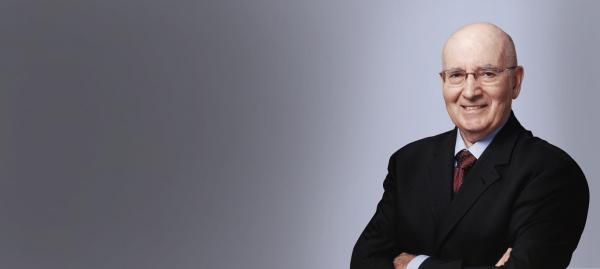 """Philip Kotler và """"triết học"""" về tiếp thị"""