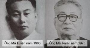 Câu chuyện ông Mã Tuyên