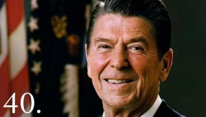 Ronald Reagan và ngày rời Tòa Bạch Ốc