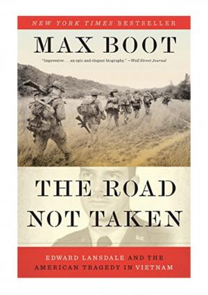 """Max Boot và """"The road not taken""""…"""