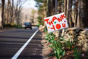 Đừng quên nói lời cám ơn