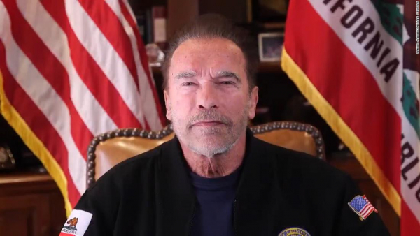 Hơn 32,2 triệu người đã xem ông Arnold Schwarzenegger nói gì?
