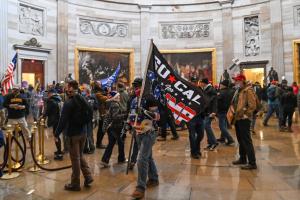 Vụ tấn công Điện Capitol là hồi chuông báo thức mà lẽ ra nước Mỹ không cần