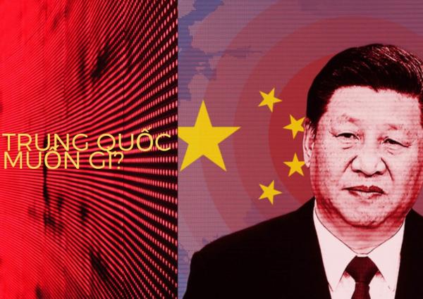Một thế giới mà Trung Quốc muốn