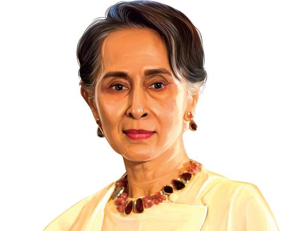 Aung San Suu Kyi - tượng đài sụp đổ!