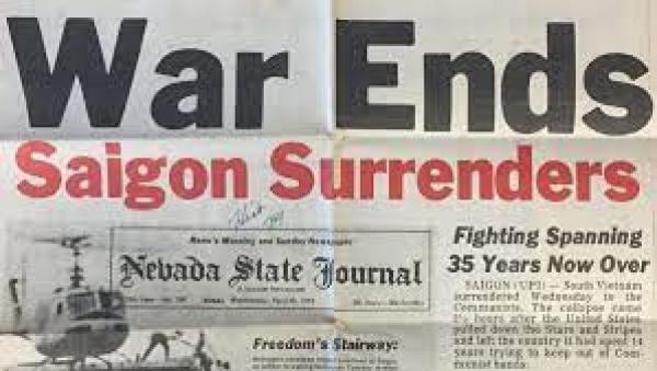 Sài Gòn những ngày cuối cùng và nhân tố Trung Cộng